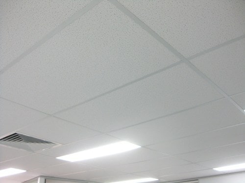 One of the office fit outs we completed in Sydney
